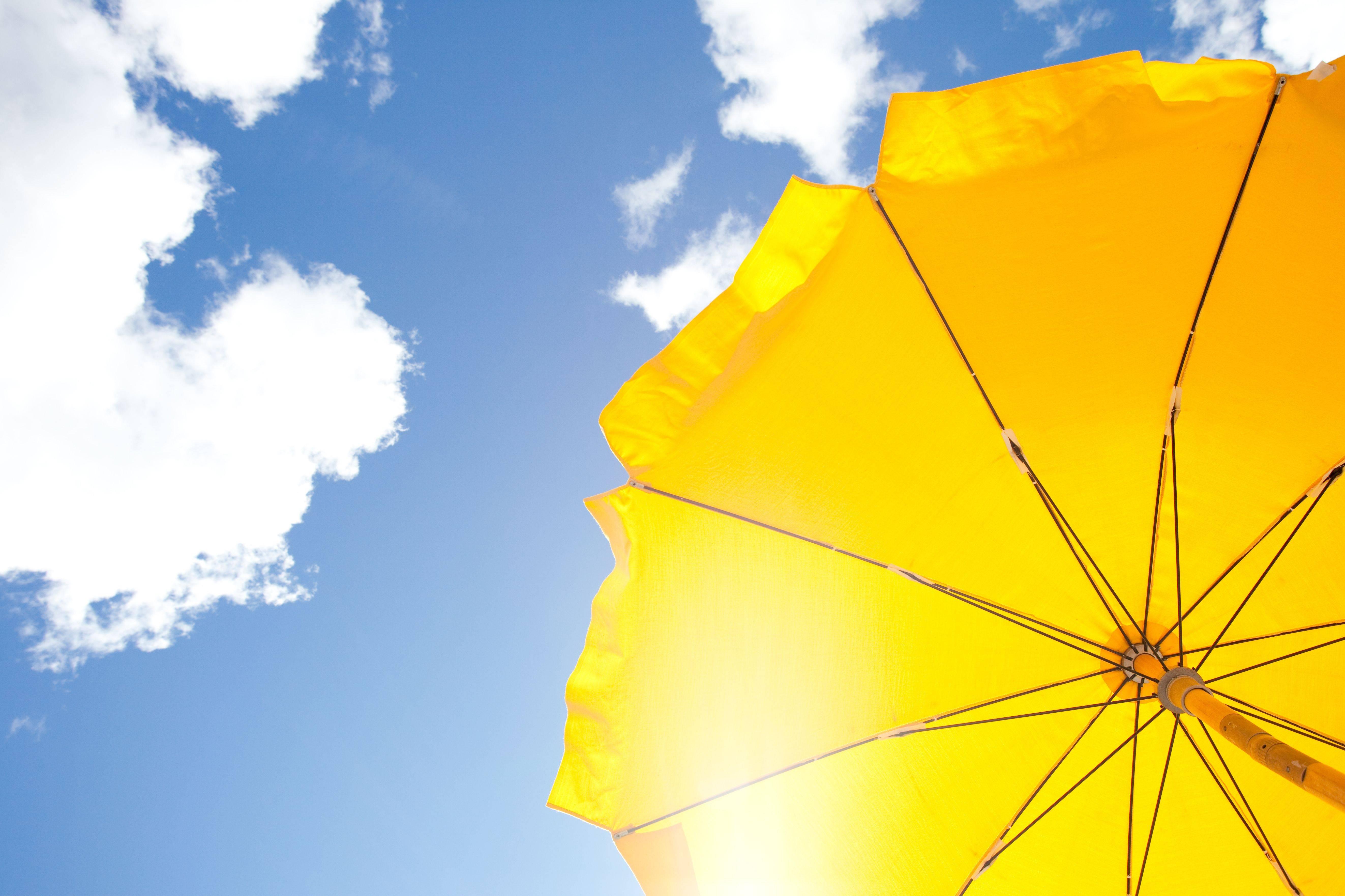 Die richtige Auswahl Ihres Sonnenschirms mitsamt Zubehör
