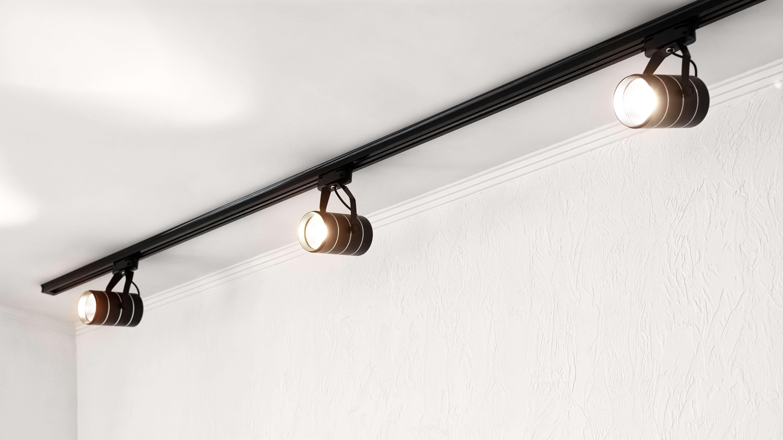 Comment choisir et installer  une lampe sur rail d'intérieur