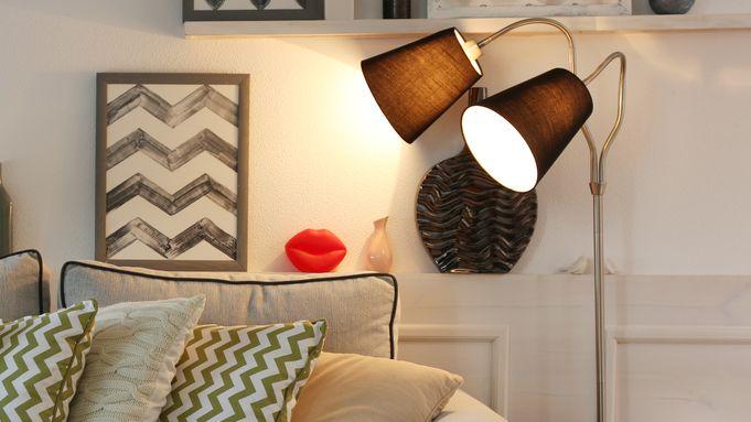 Comment choisir  un lampadaire de salon
