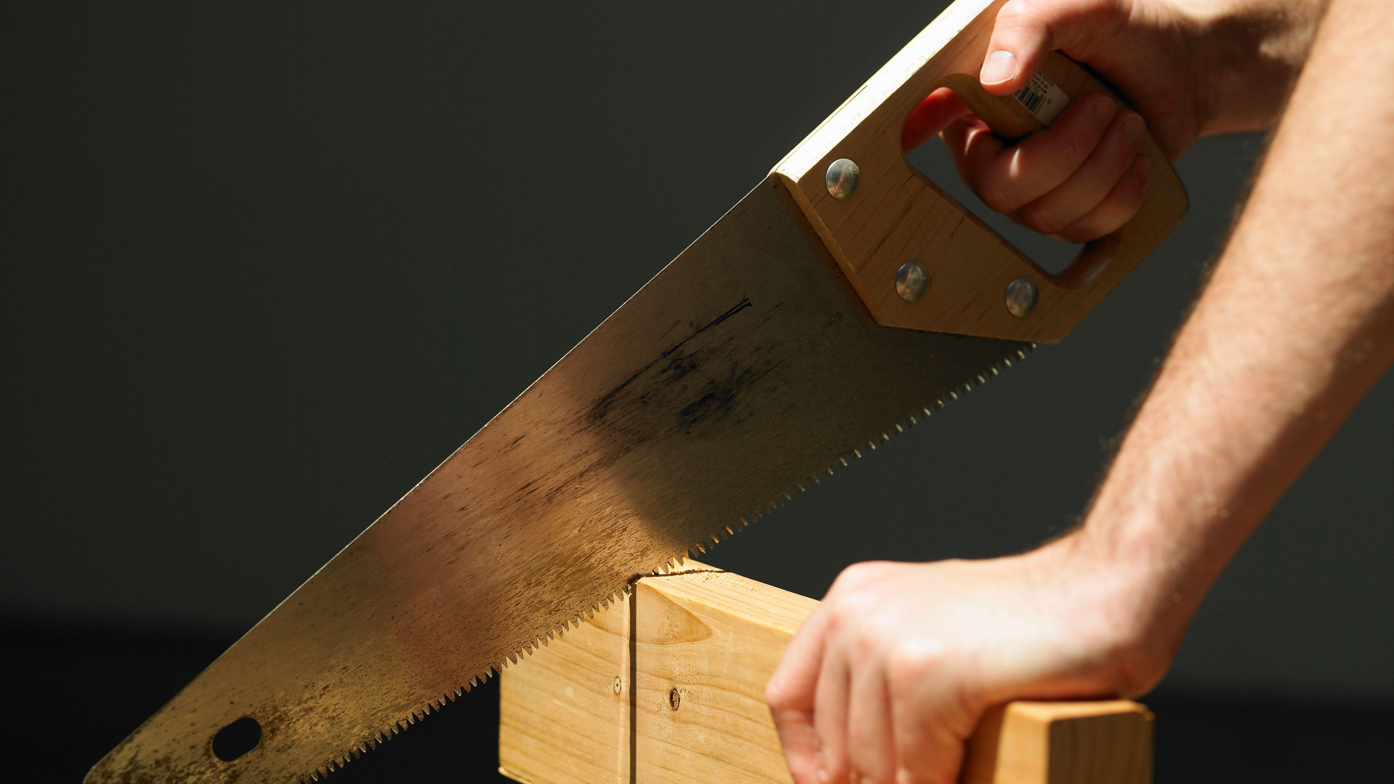 Cómo elegir una sierra para madera