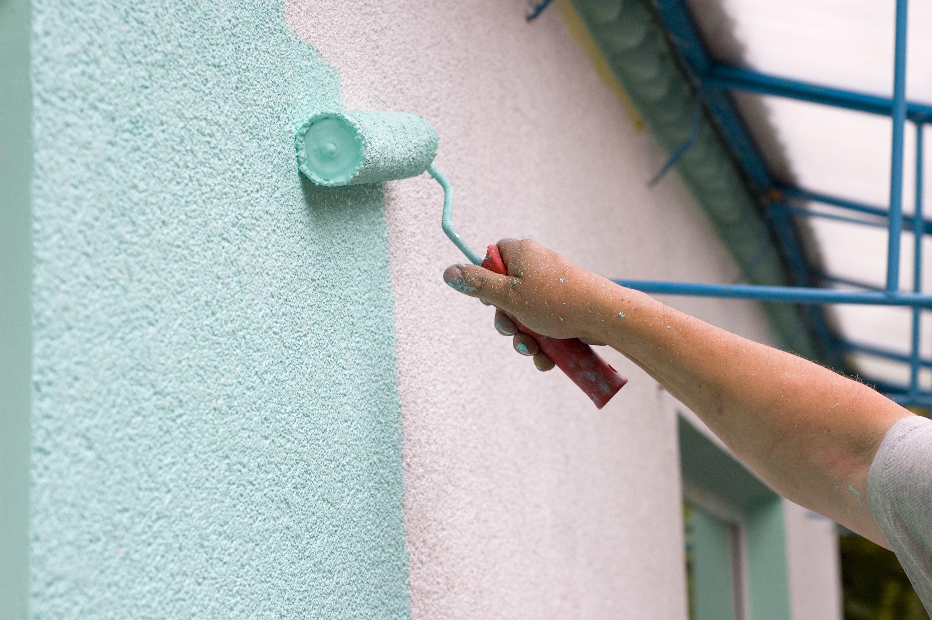 Comment choisir une peinture de façade ?