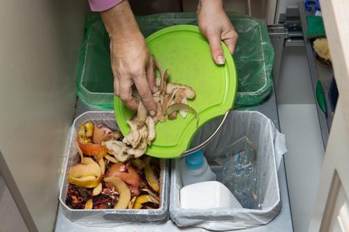 Cómo reciclar los residuos de la vivienda