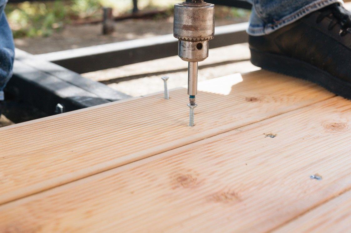 Cómo elegir suelo de madera para la terraza