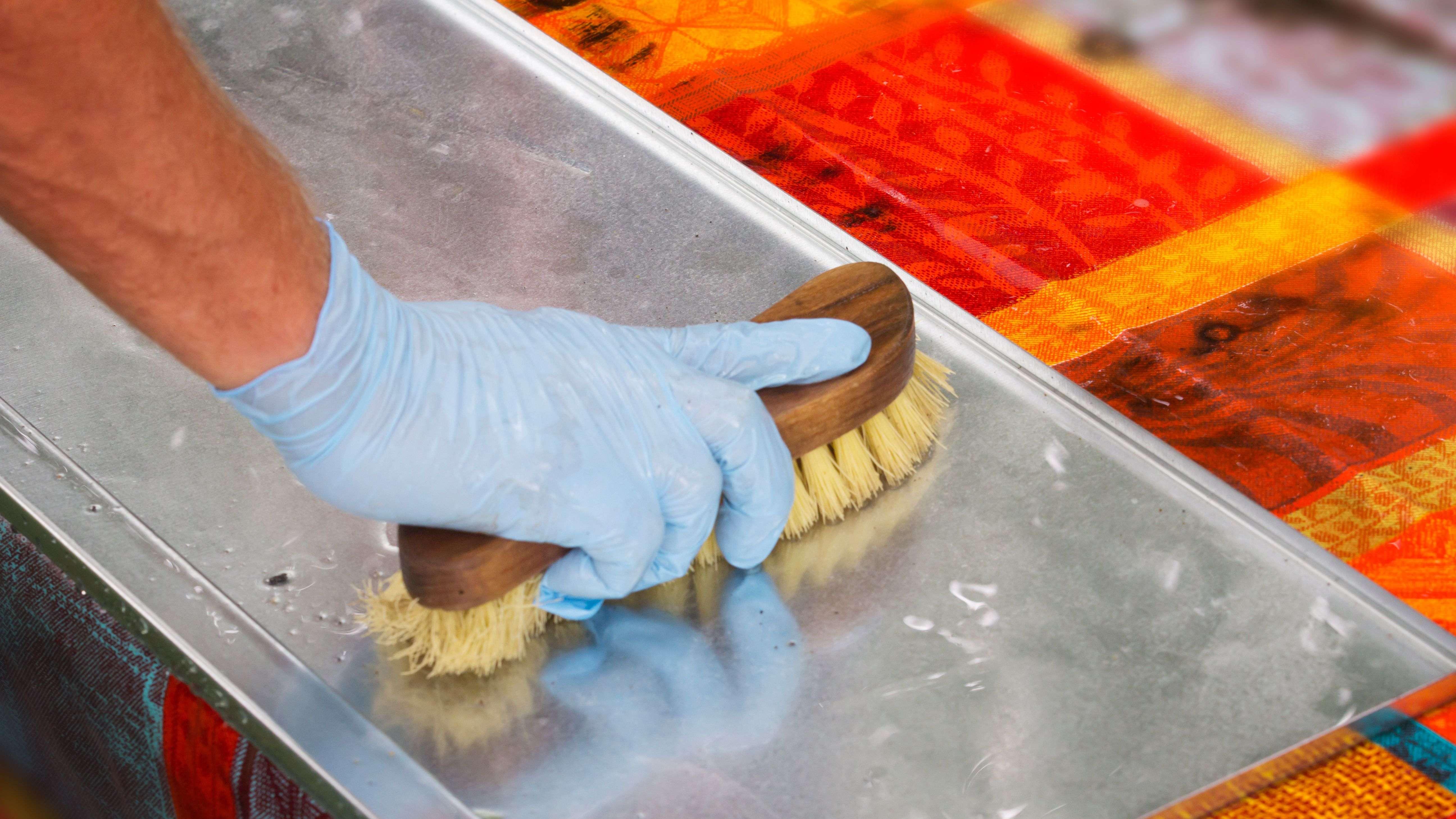 Die richtige Reinigung Ihrer Plancha