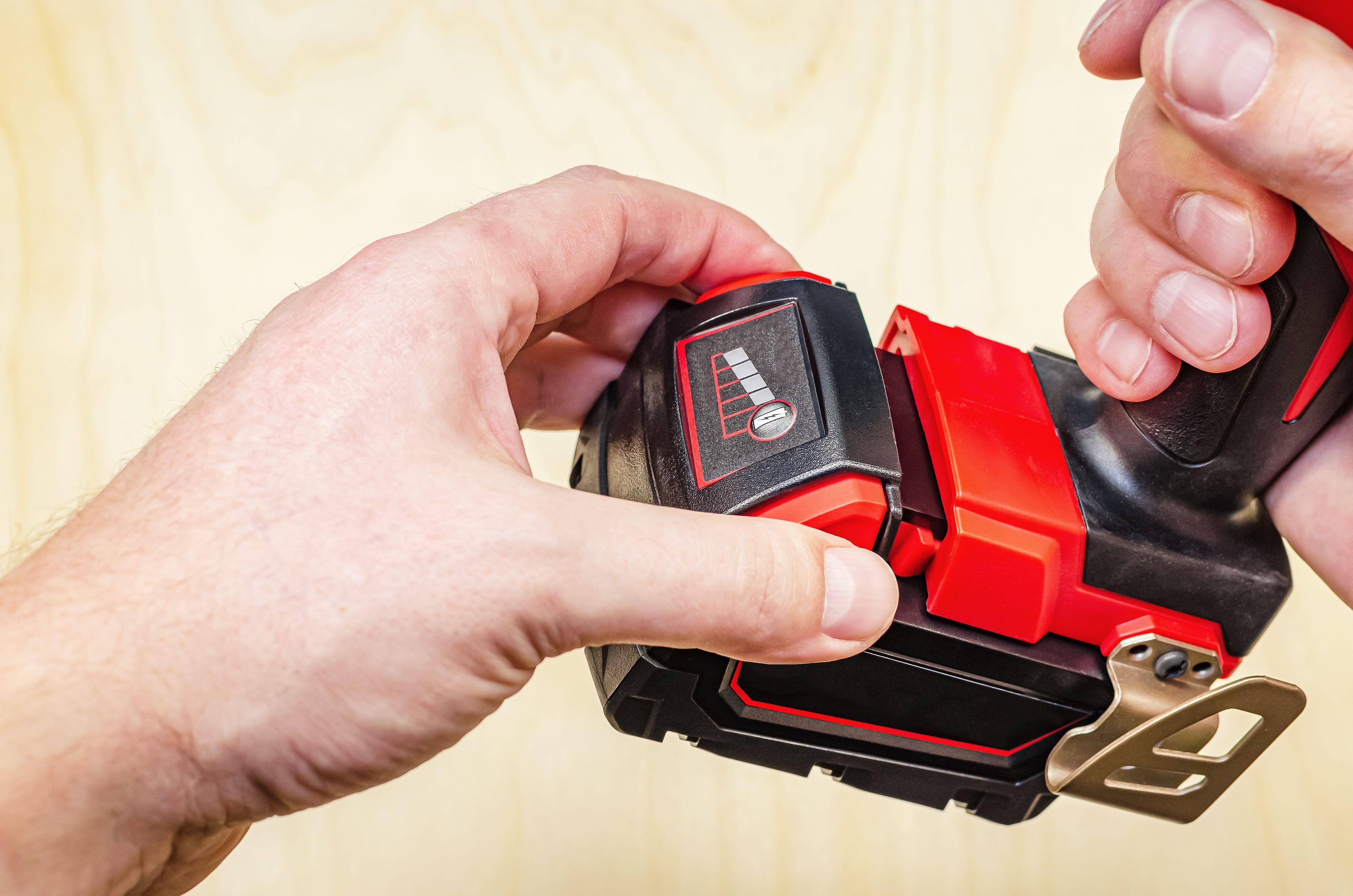 Comment choisir la batterie de ses outils électroportatifs