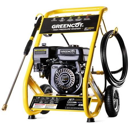 Cómo elegir una hidrolimpiadora de gasolina