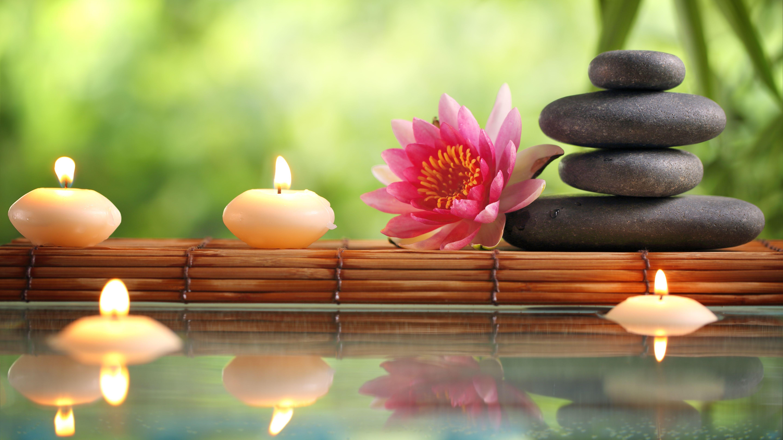 Baño Zen: prepárate para la relajación