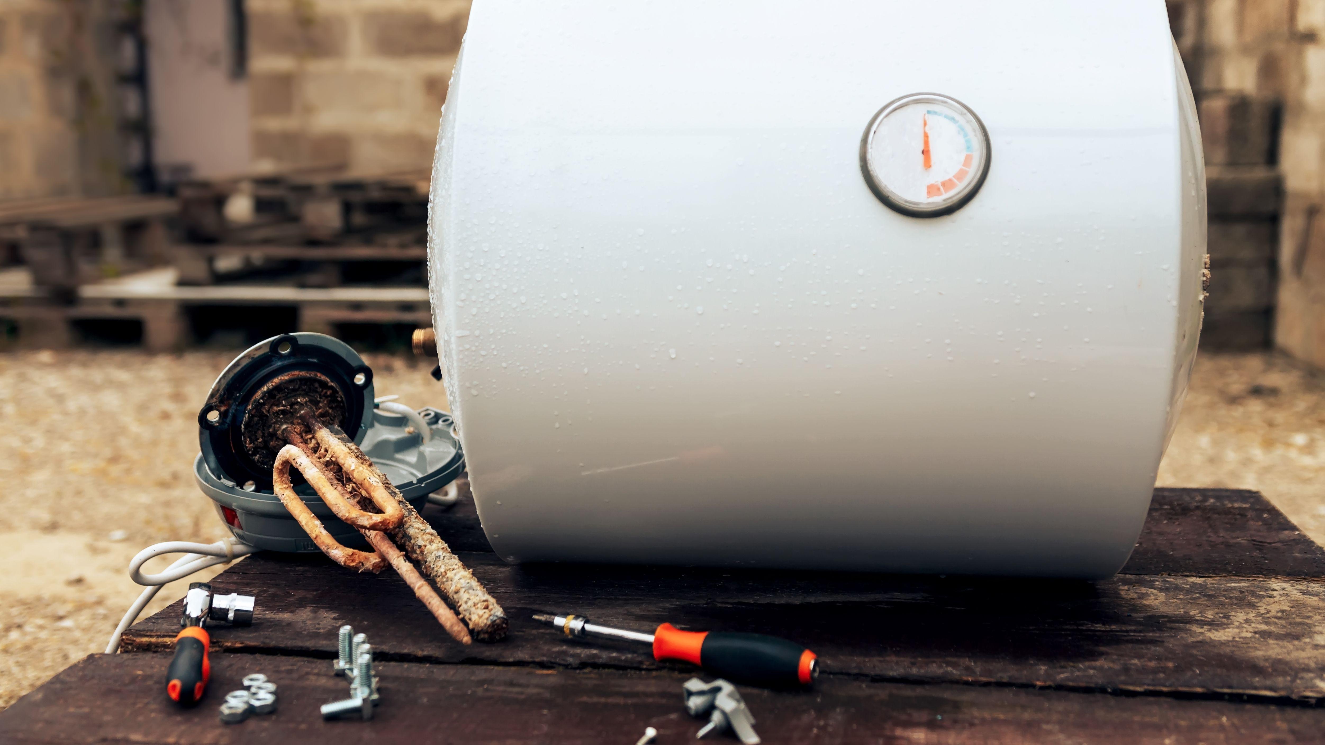 Comment déposer  un chauffe-eau électrique à accumulation
