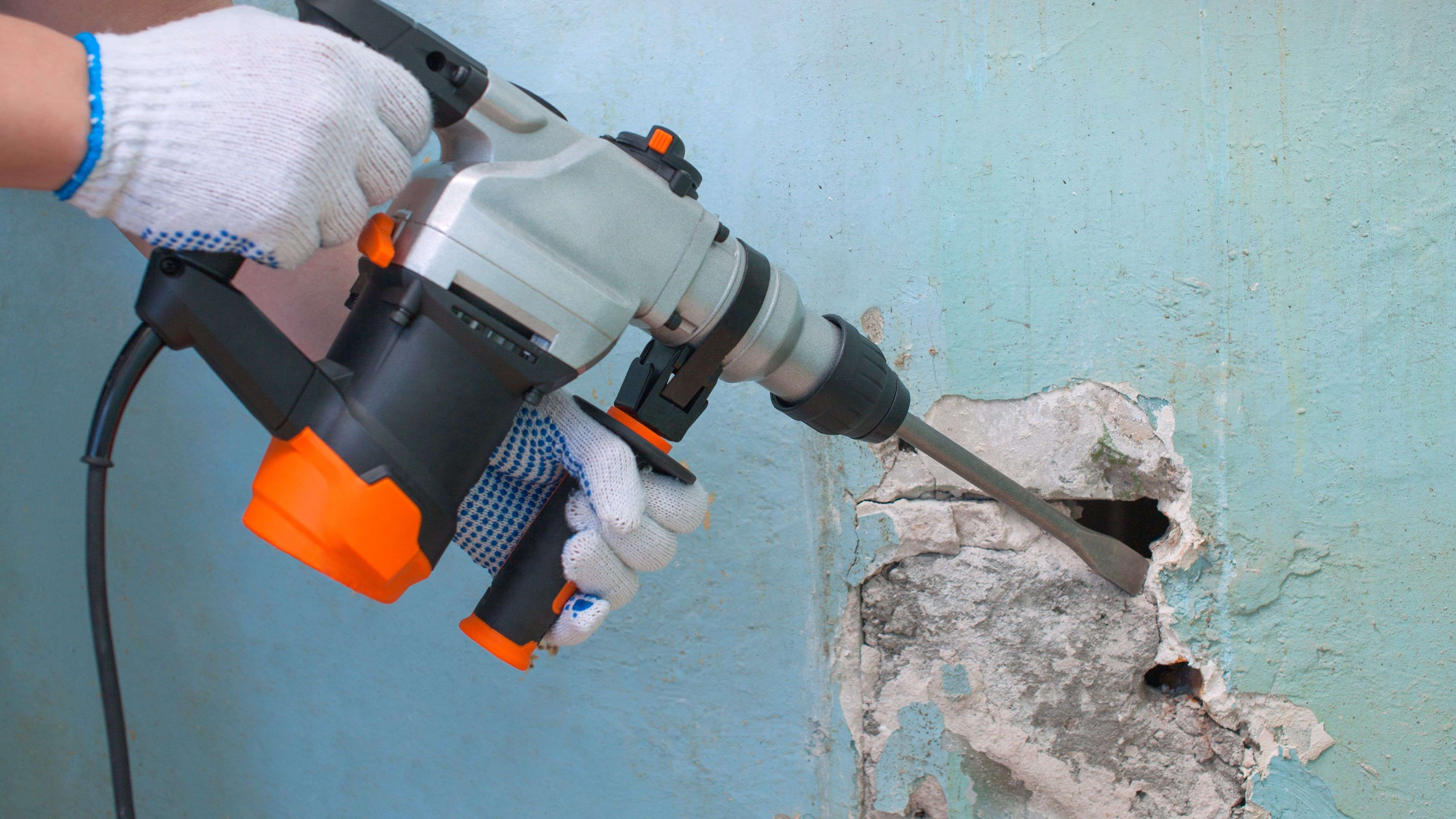 ¿Cómo elegir un martillo perforador?