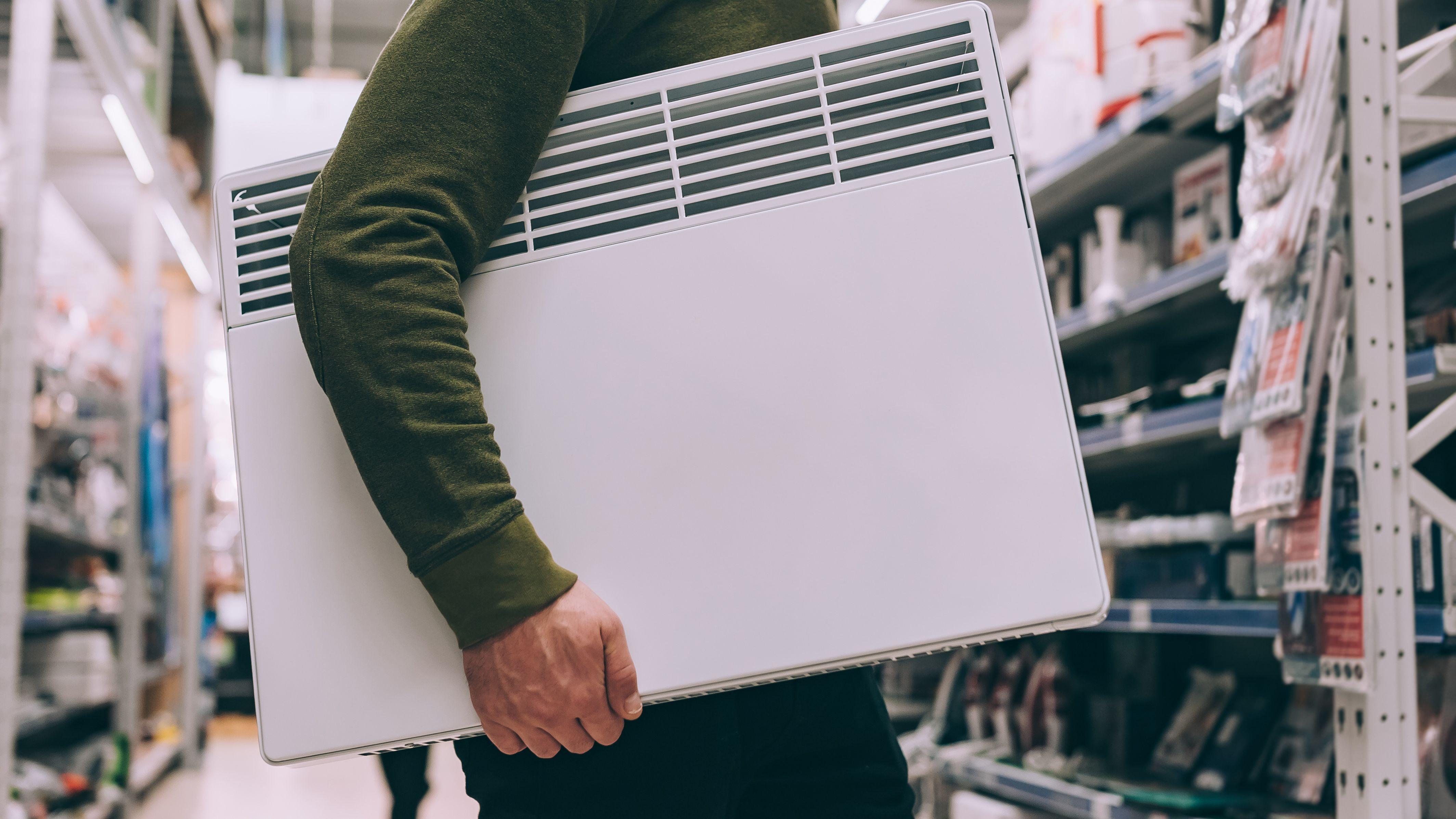 Comment installer un radiateur électrique