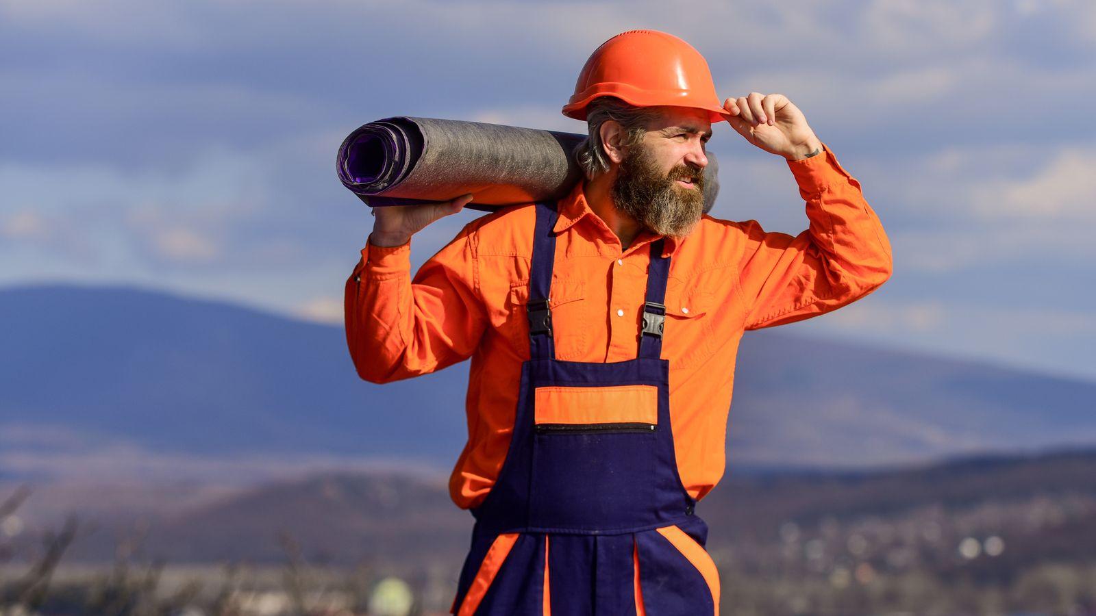 Die richtige Auswahl Ihrer Dach- und Abdichtungsbahn sowie Ihrer Dampfsperre