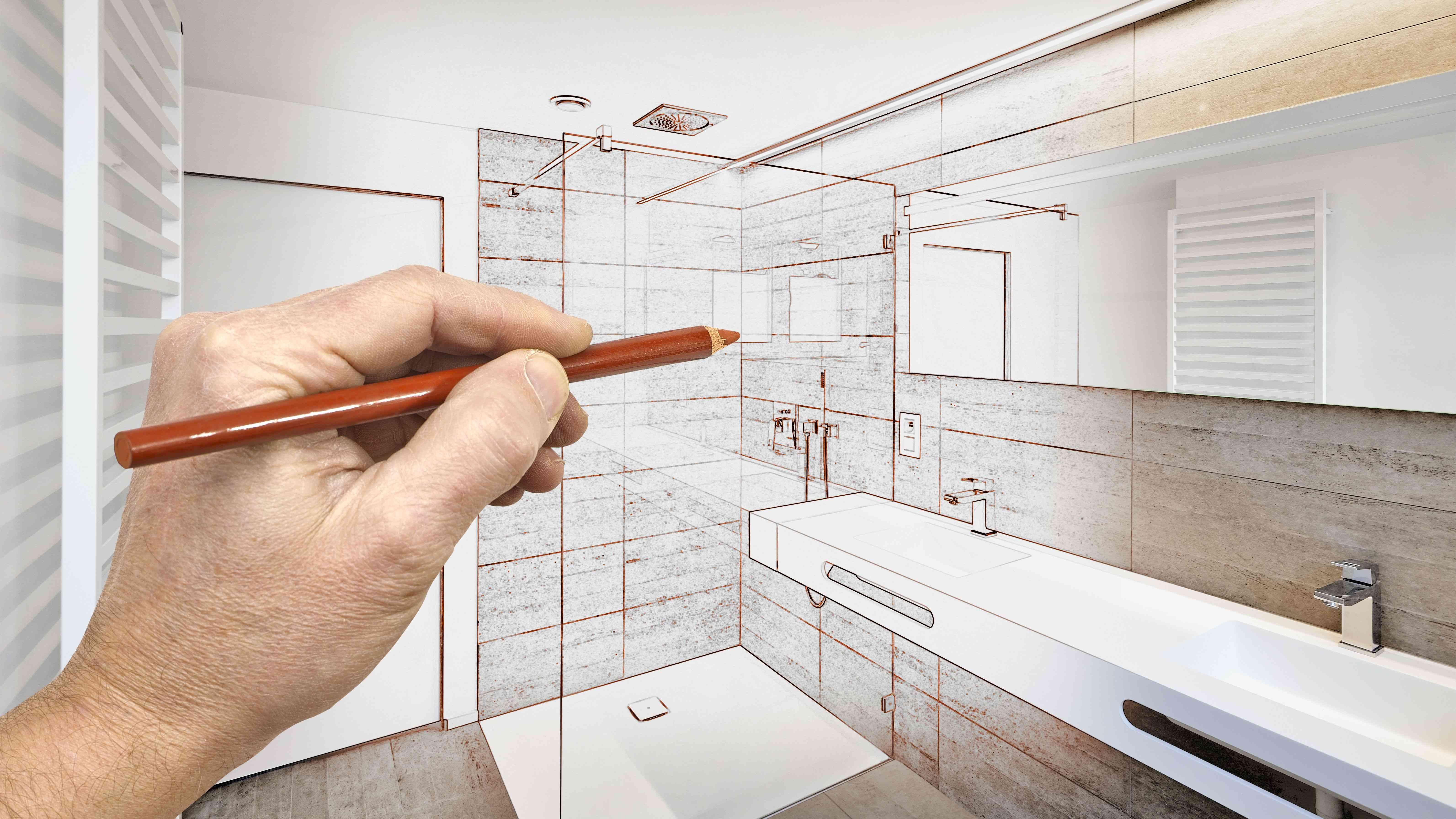 Vasca contro doccia: cosa scegliere per il bagno