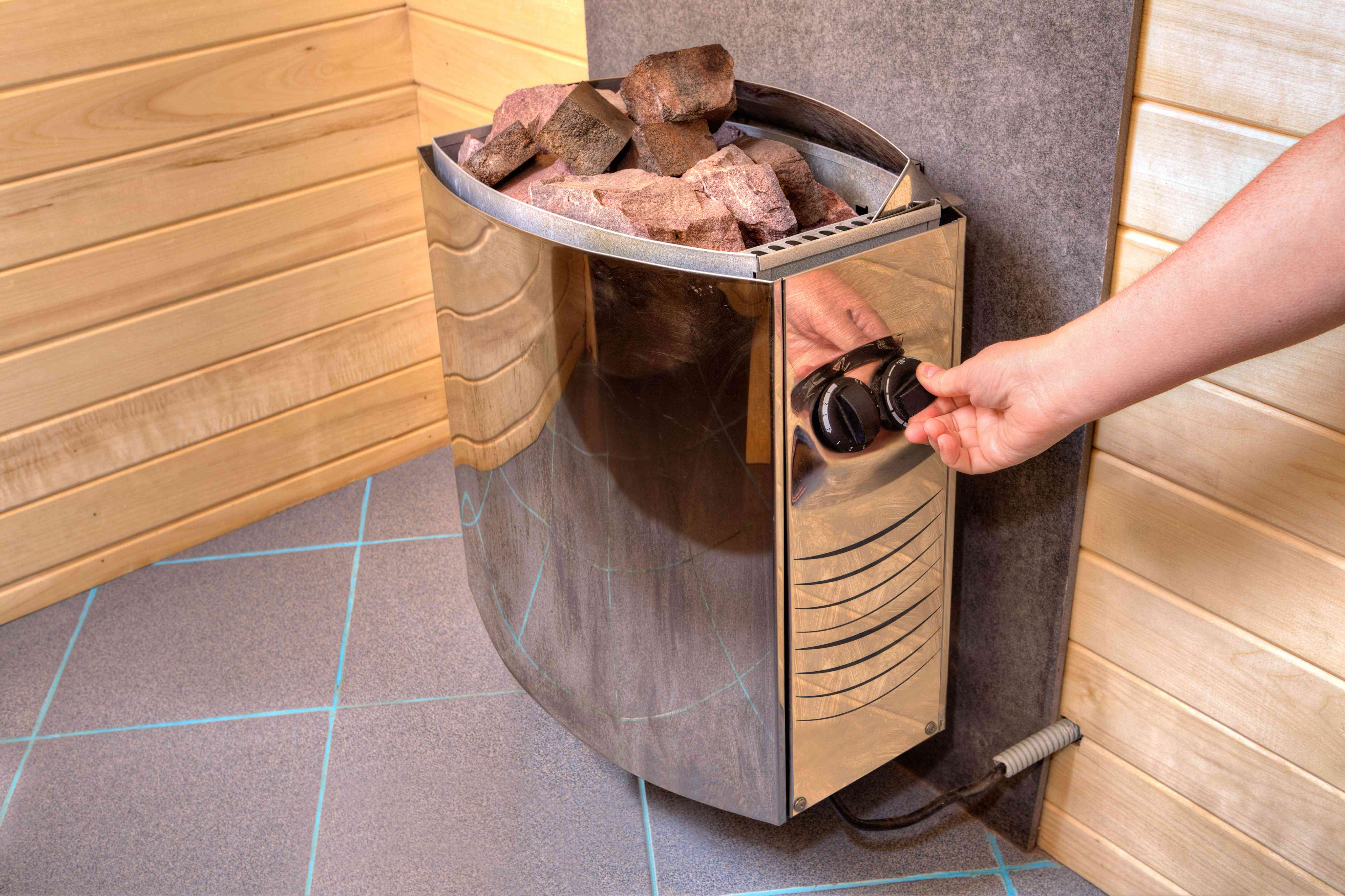 Comment choisir un poêle de sauna