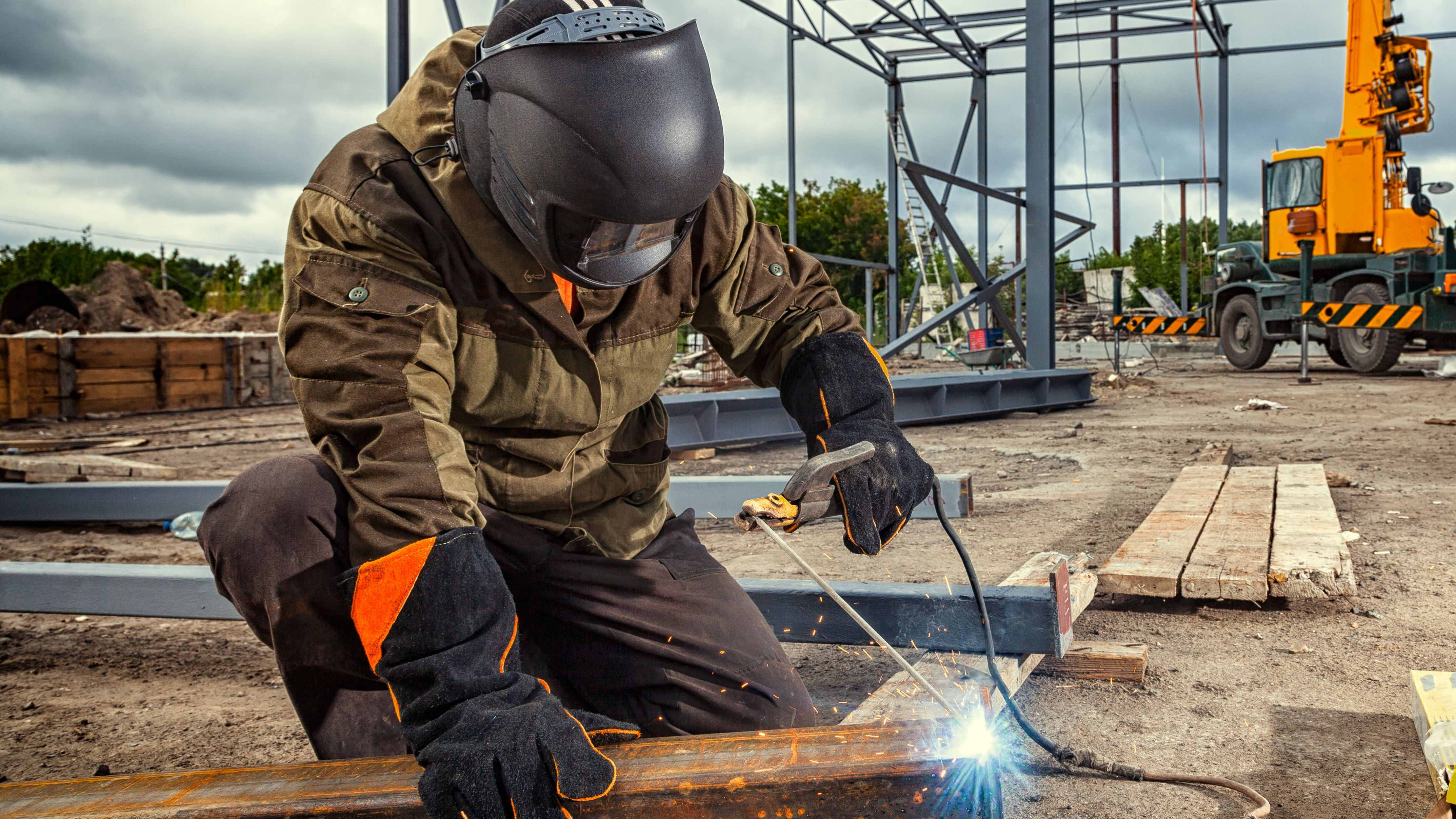 Cómo elegir herramientas y protecciones para la soldadura al arco