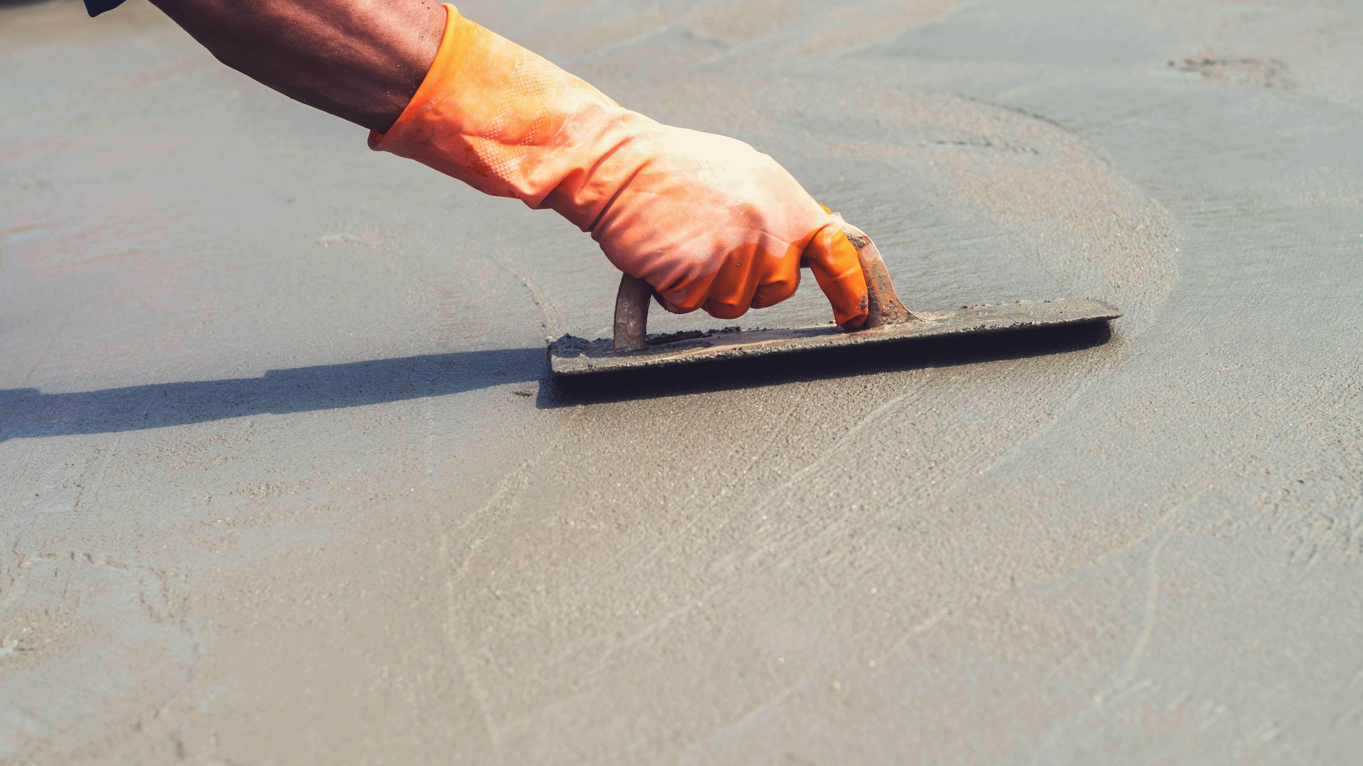 Comment couler une dalle en béton