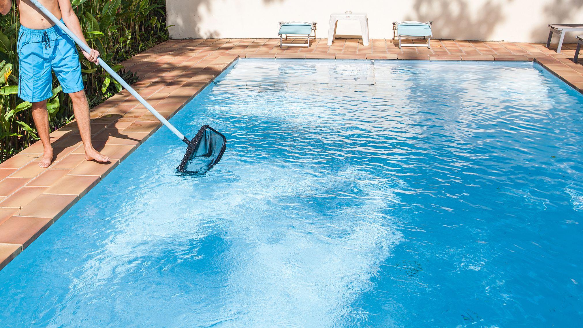 Redémarrer une piscine après hivernage