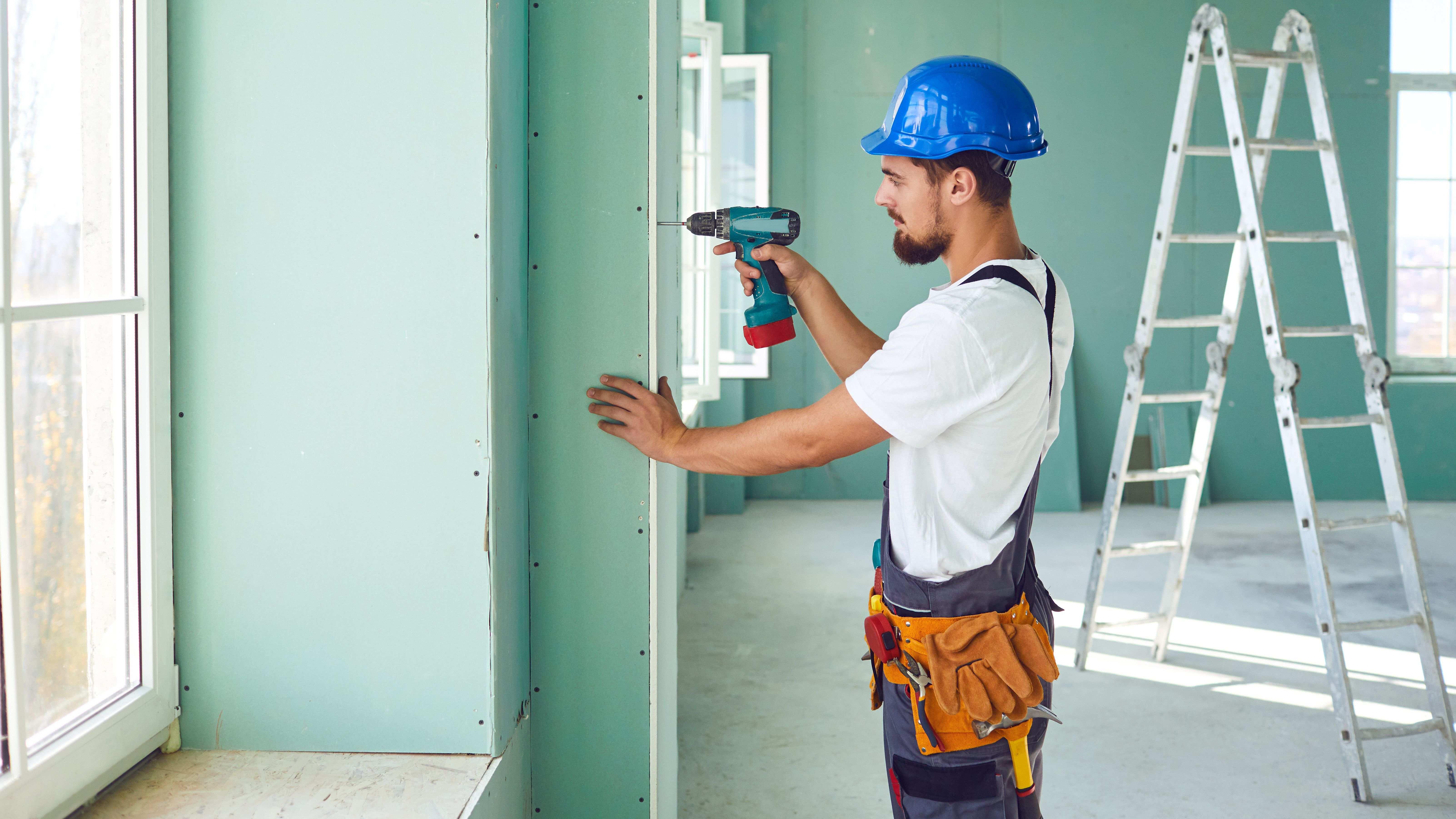EPI du plâtrier plaquiste : les équipements de protection individuelle indispensables