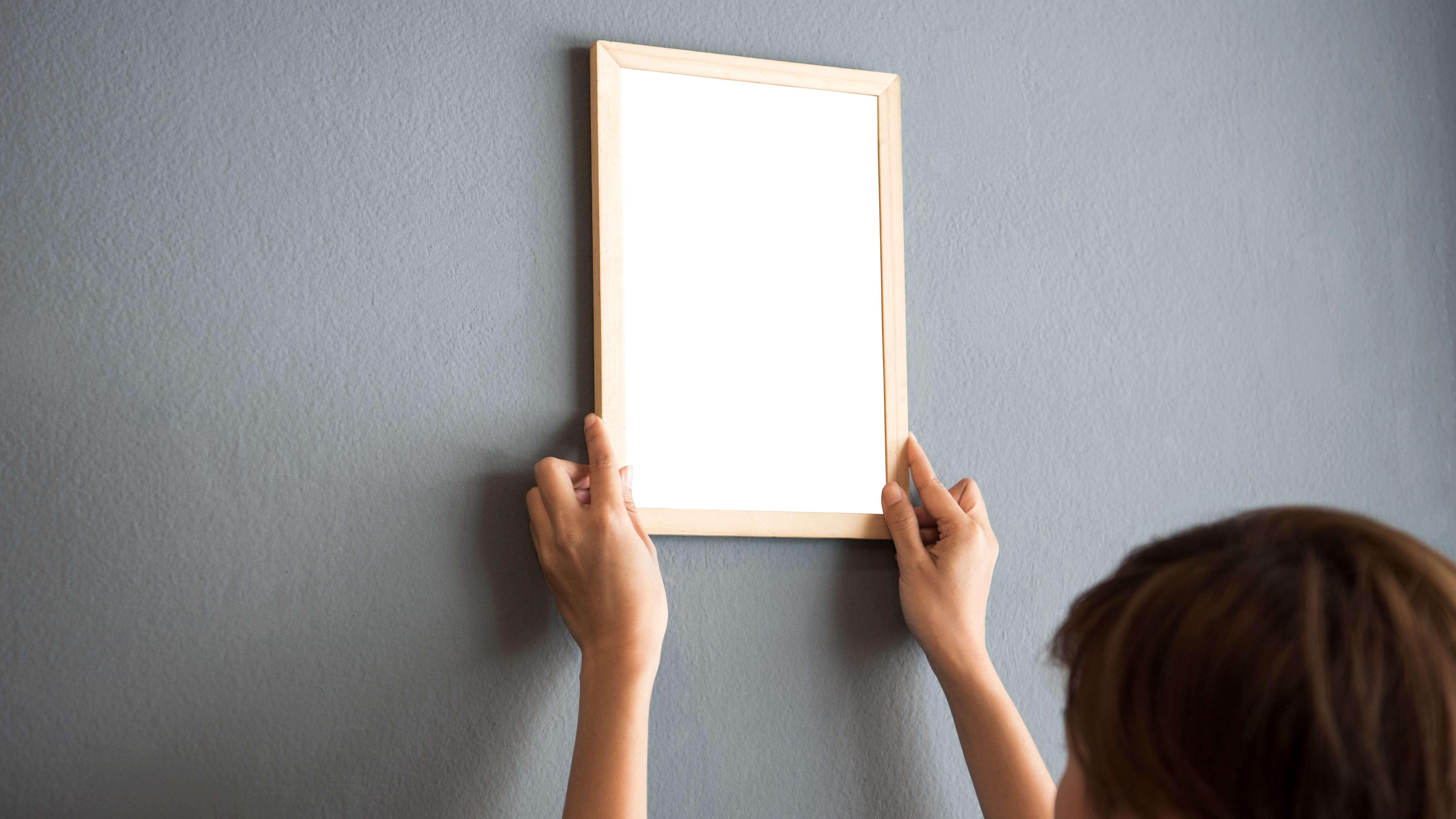 Comment accrocher un tableau