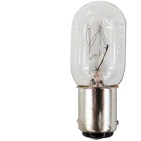 """main image of """"EDM Bombilla bayoneta maquina de coser 25w 220/240v edm"""""""