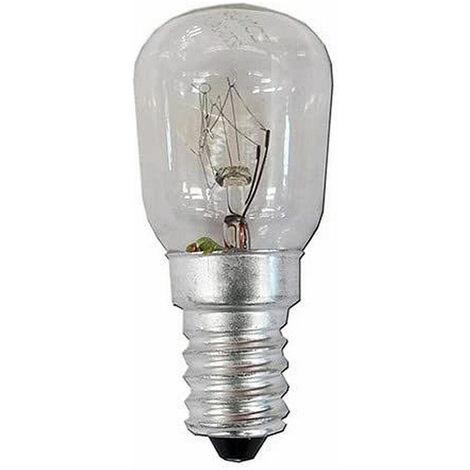 "main image of ""EDM Bombilla frigorifico 15w e14 220/240v edm 5,5x2,3cm"""