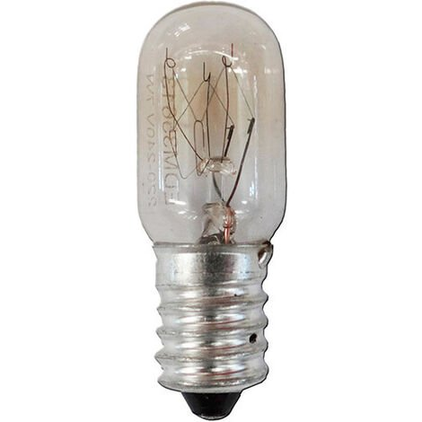"""main image of """"EDM Bombilla frigorifico tubular 15w e14 220/240v edm"""""""