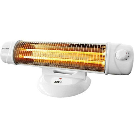 EDM heater - for ceiling - 1200W - 57,5x20,5x16cm - 07131
