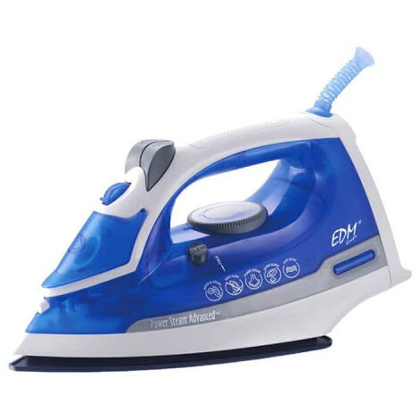 EDM Iron - 2200W - Blue