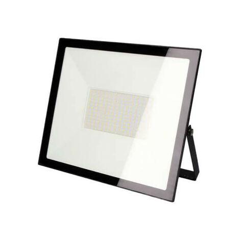 EDM Led Proyector Luz Fría 6400K - 150W 12000 Lúmenes - Negro