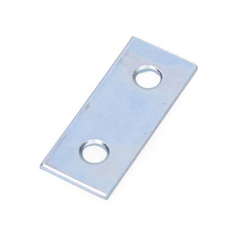 "main image of ""EDM Pletina zincada 40x16x1,5mm"""