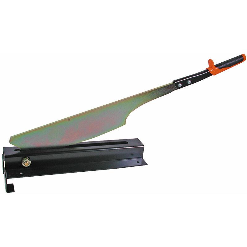 Image of 0330 Pro Mat Coup Slate Guillotine Machine - Edma
