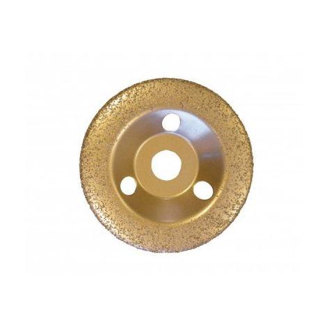 disque 125 mm bomb grain fin 36 edma 092755. Black Bedroom Furniture Sets. Home Design Ideas