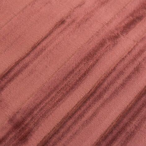 """main image of """"Edredón moderno coral de terciopelo para cama de 135 cm"""""""
