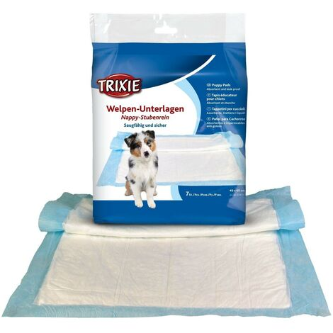 Educational mat Nappy 30 X 50 cm. 7 pieces - for dogs