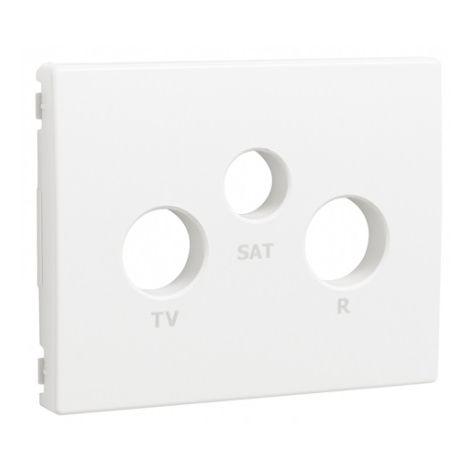 Efapel 70775 TBR Radkappe Boxen R - TV - SAT