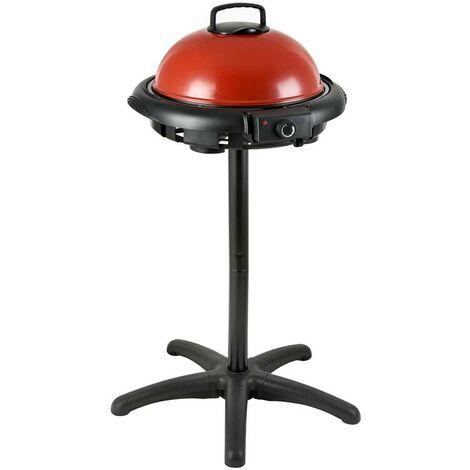 Efbe-Schott Barbecue électrique de table avec pied amovible 1600W