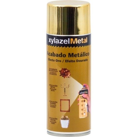 Efecto Oro Xylazel spray 400 mL