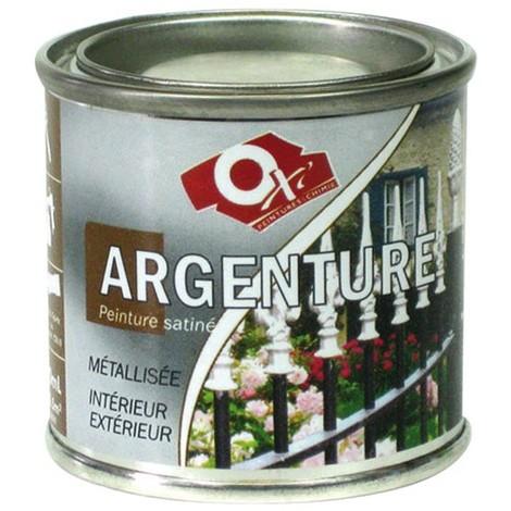 OXI - Peinture argenture - 60 mL