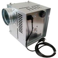 Efficient Indoor Hot Air Flow Ventilator High Temperature Distributor 600m3/h