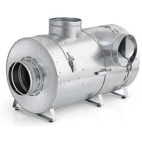 Efficient Ventilator Energy Saving Hot Air Distribution Set Distributor 600m3/h