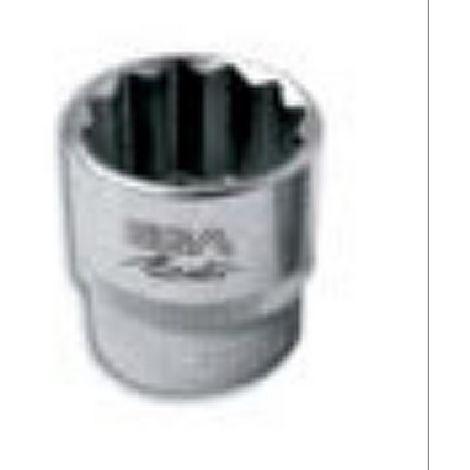 Llave vaso hexagonal 3//4-25mm 12 cantos Egamaster