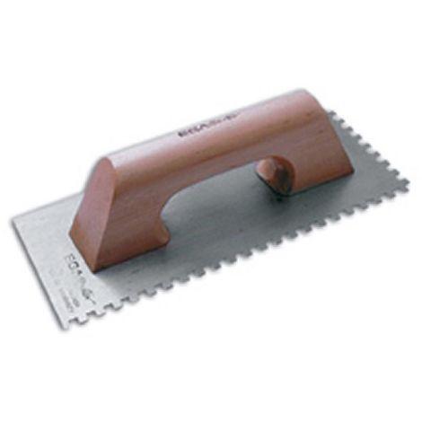 Egamaster 67018 Llana dentada 300 x 150 mm x 0.7 mm