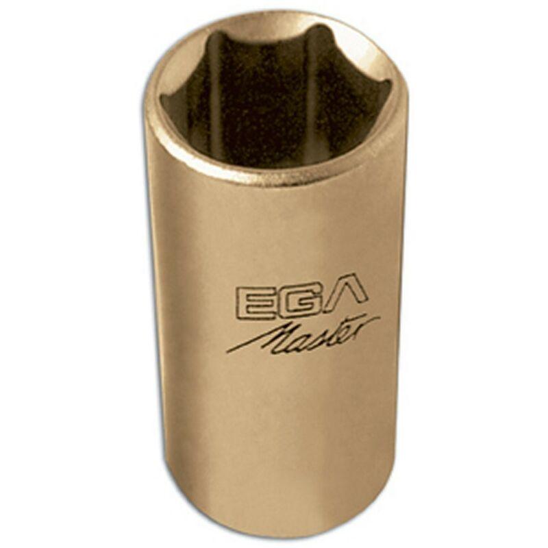 Llave vaso hexagonal 3//4-23mm 12 cantos Egamaster