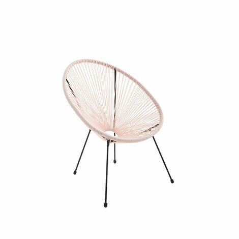 Egg designer string chair - Acapulco