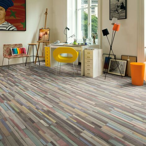 Egger Laminate Flooring Planks 29.76 m² 7 mm Coloured Dimas Wood