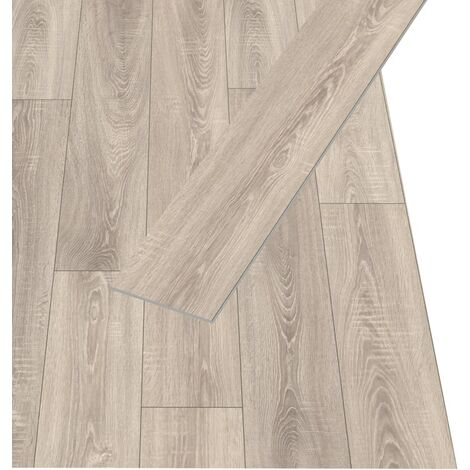 Egger Laminate Flooring Planks 37.81 m² 8 mm Toscolano Oak Light