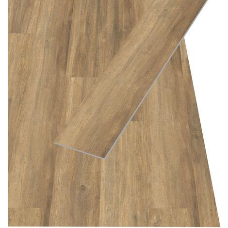 Egger Planches de plancher stratifié 27,28 m² 7 mm Brown Ampara Oak