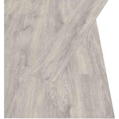 Egger Planches de plancher stratifié 27,3 m² 6 mm North Cape Oak Grey