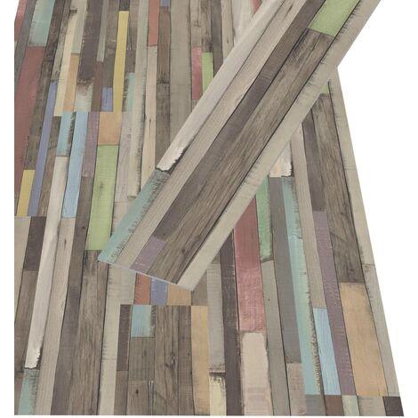 Egger Planches de plancher stratifié 34,72 m² 7 mm Coloured Dimas Wood