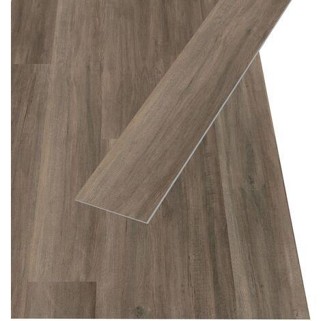 Egger Planches de plancher stratifié 42,16 m² 7 mm Grey Ampara Oak