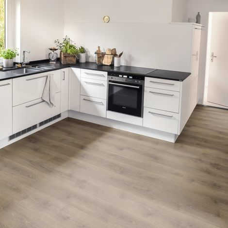Egger Planches de plancher stratifié 62 m² 7 mm Grey Brook Oak